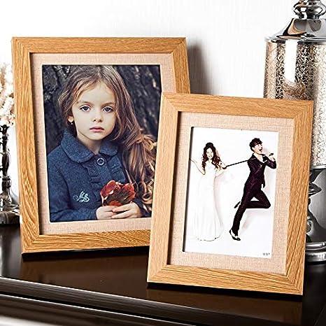 Amazoncom Po Frame Home Decor Europe Style Wooden Family Photo