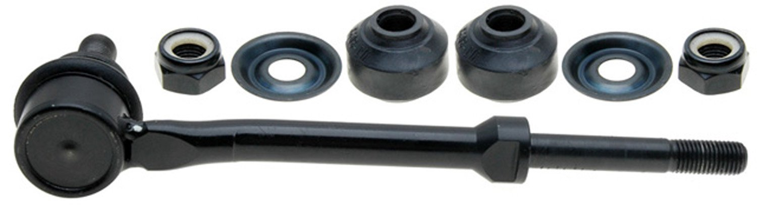 ACDelco 46G20732A Advantage Front Suspension Stabilizer Bar Link Kit with Link and Nuts