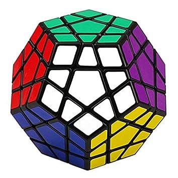 OFKPO Cubo de Rubik,Dodecaedro Juguete Cubo mágico Especial Material Duradero ABS Que no contamina