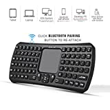 Jelly Comb IBK-26IM Bluetooth Wireless Mini Handheld Remote Control Mouse Touchpad Keyboard