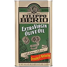 Filippo Berio Extra Virgin Olive Oil, 101.4 Ounce(Packaging may vary)