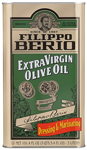 Filippo Berio Extra Virgin Olive Oil, 101.4 Ounce