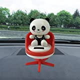 Solar Powered Dancing Toys Swinging Lovely Panda Bobble Dancer Toy Car Decor Gessppo Review