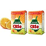 YERBA MATE CBSE ORANGE FLAVOR - SABOR NARANJA 500 GR/1.1 LB (2PACK)