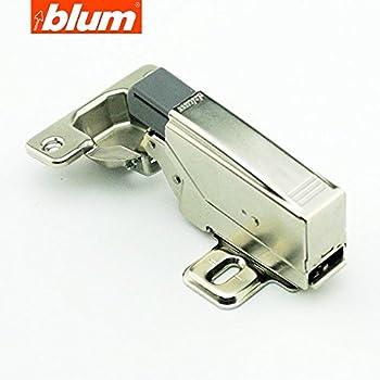 (8 Hinges PLUS 4 Dampers) Blum Clip Top 100 Degree ...