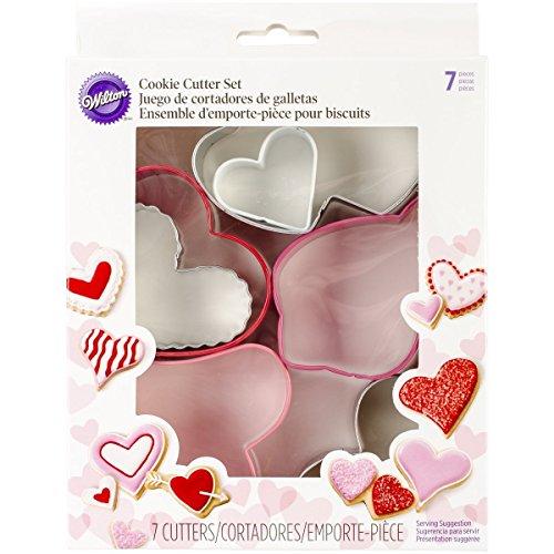 valentine cookie cutters - 7