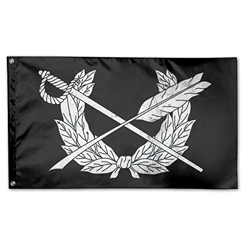 (Us Army The Judge Advocate General Garden Flag 3 X 5 Flag For Yard Decorative Banner)