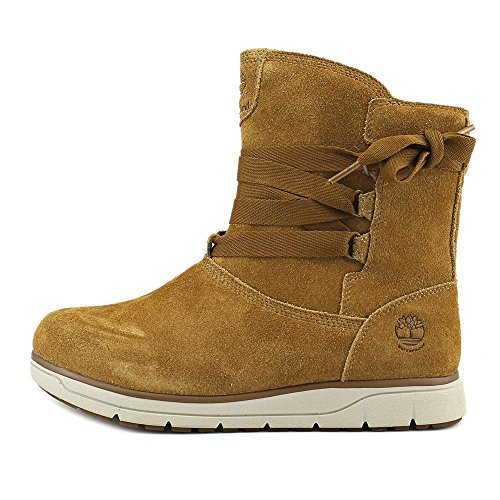 Timberland Leighland Pull On - Botas Mujer - WP beige 2016 Trapper Tan