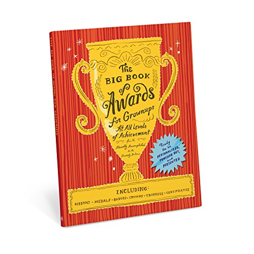 The Big Book of Awards for Grownups]()