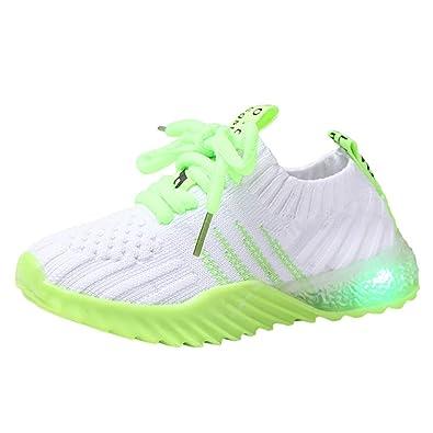sneakers for cheap 53a19 0e6c6 88AMZ LED Sportschuhe für Kinder Jungen Mädchen,LED leuchten ...