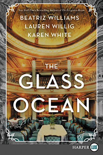 Book Cover: The glass ocean