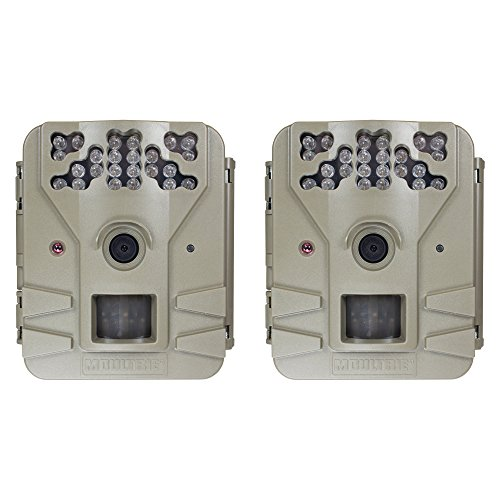 Moultrie Game Spy 2 Plus 9MP Game Camera, 2 Pack