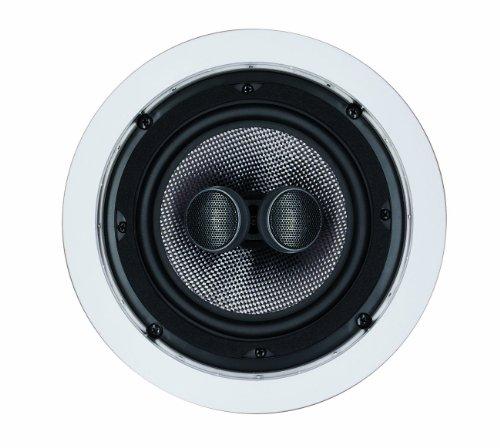 Magnat Interior IC 62 | High End luidsprekers voor inbouw | Speaker 1x160mm Woofer, 2x19mm Tweeter voor Dolby Atmos…