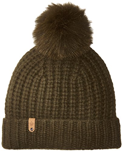 Mackage Women's Dori Beanie, Army, One Size