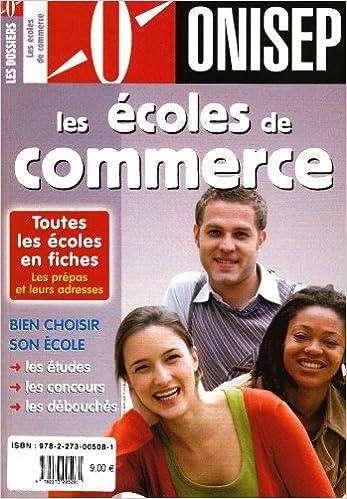 Lire un Les écoles de commerce epub, pdf