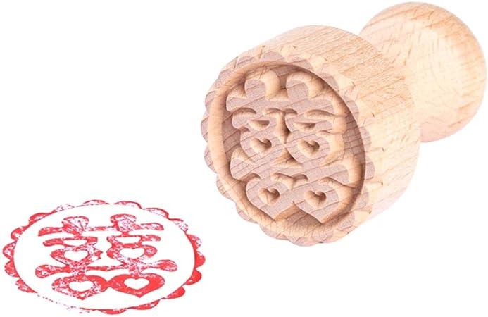 ghdonat.com Bigsweety Wooden Stamps Mooncake Hand Pressure Cake ...