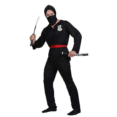 YXRL Traje De Cosplay De Ninja Warrior Disfraces De ...