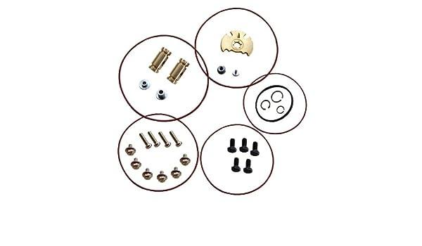 Amazon.com: Turbo Rebuild Kit Turbo Repair Kit For Ford Mondeo Focus TDCi GT1749V GT2049V: Automotive