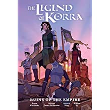The Legend of Korra: Ruins of the Empire Library Edition PDF
