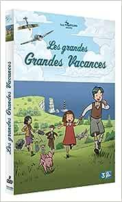 Les Grandes Grandes Vacances 3333297209274 Amazon Com Books