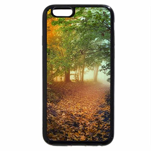 iPhone 6S / iPhone 6 Case (Black) Depth of the Forest