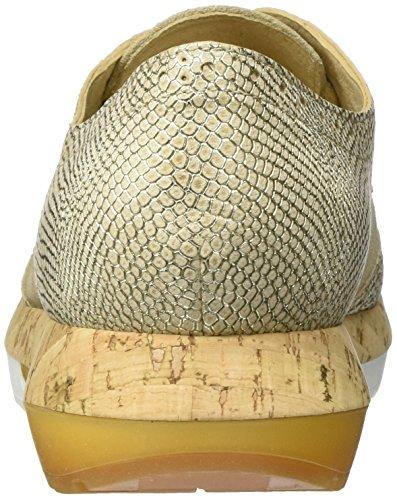 Gold Derby Cordones Para corda Mujer corda De corda Corfù Zapatos Manas w1TRB0