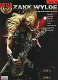 Zakk Wylde - Guitar Play-Along Volume 150 (Book/CD)
