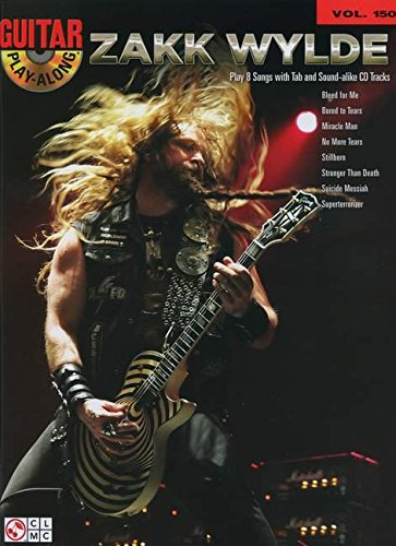 Guitar Play-Along (Book & CD): Amazon.es: Wylde, Zakk: Libros en ...