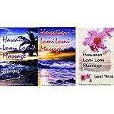Lomi Lomi Hawaiian Massage Level I II III - 3 DVD Education Package