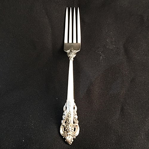 Wallace GRANDE BAROQUE Sterling Silver Dinner Fork (1)