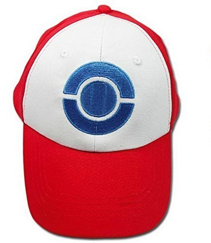 [Ash Ketchum Cap Cosplay Prop Accessories] (Ash Pokemon Halloween Costume)