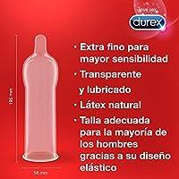 preservativos durex tamaño pequeño