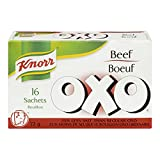 Knorr Oxo Low Salt Beef  16 Sachets 72g, 14 count