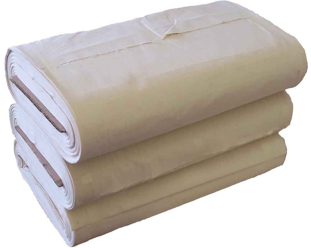38 Unbleached Cotton (5 Yards) #1114 HomeTex