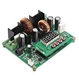 DROK Numerical Control Regulator Buck Boost Converter, DC 10-40V to 0-38V 6A 240W Constant Current Step Up Step Down Transformer, Variable DC Power Supply