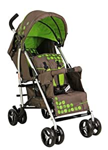 Amazon.com : Dream On Me Freedom Tandem stroller, Green ...