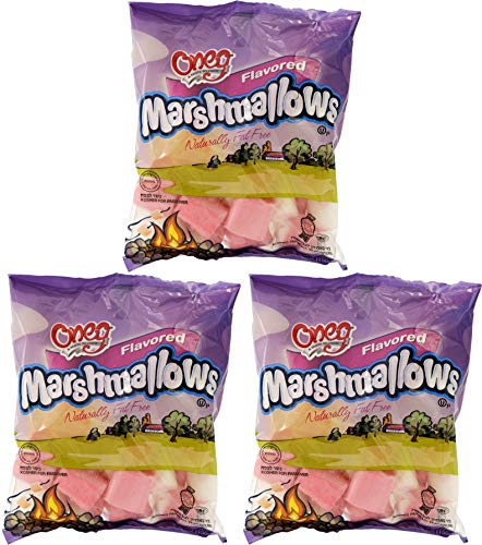 Marshmallows Kosher For Passover , Naturally Fat-Free - (Marshmallow, 3-Pack)