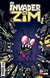 INVADER ZIM #24 COVER A Release date 10/18/17