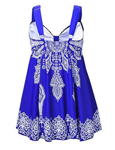 Kemrrey - Traje de una pieza - para mujer Azul