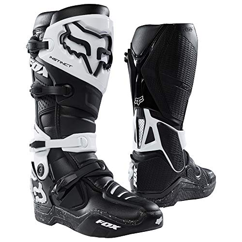 Fox Racing 2018 Instinct Boot [BLK/BLK] 9