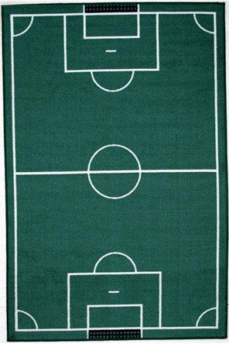 Soccerfield Kids Rug - Size 39