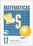 Cuaderno matematicas 17 - geometria plana (Eso Matematicas)