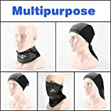 ROSAUI Neck Gaiter Face Mask for Women Men