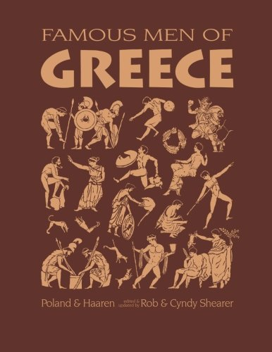 Famous Men of Greece (Greenleaf Press)