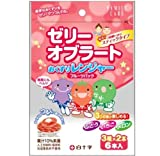Oblate Jelly Type Fruits Pack 1.0oz×6pcs