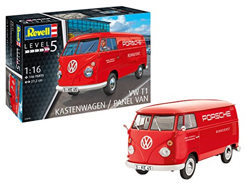 Revell 07049 VW T1 Kastenwagen Model Kit, Scale: 1:16 for sale  Delivered anywhere in USA