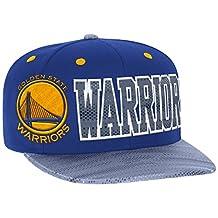 adidas NBA Golden State Warriors Snapback