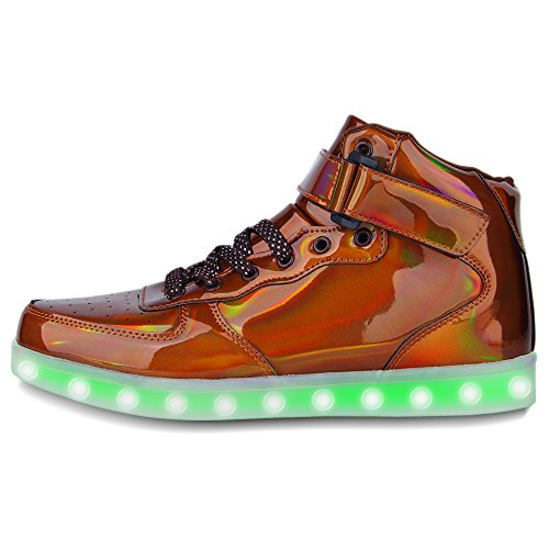 KGOING Colors Flashing Sneakers Womens product image