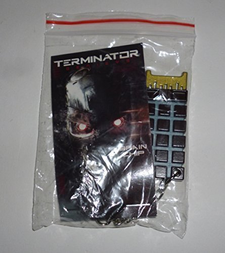 Review Terminator Genisys Brain Chip
