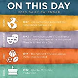 2020 On This Day Daily Desktop Calendar